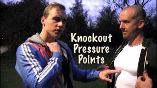 Download Hit These 5 Points for Knockout & Serious Injury in a Street Fight | Nerve Center Pressure Points Video