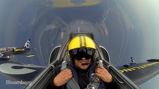 Download Now You Can Ride Shotgun With Breitling's Jet Team Video