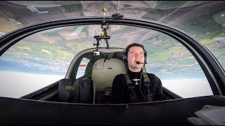Download First SOLO Aerobatics Flight | Flight Vlog | ATC Audio Video