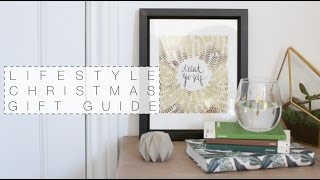 Download The Lifestyle Christmas Gift Guide | The Anna Edit Video