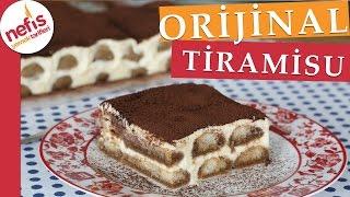 Download Gerçek Tiramisu Tarifi - İtalyan Tiramisu Nasıl Yapılır? Video