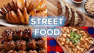 Download 11 Street Food Recipes You Can Make At Home •Tasty Video
