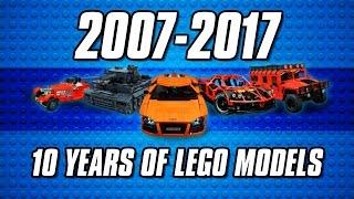 Download 2007-2017: 10 years of custom LEGO models Video