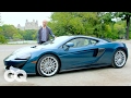 Download McLaren 570GT: A $200K Supercar Used For Grocery Shopping | GQ Video