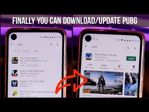 How to Update Pubg After Ban | Install/Update Pubg from Play Store