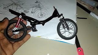 Download Cara membuat rangka( frame ) miniatur motor drag ( frame miniature motor tutorial) Video