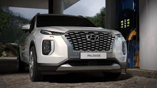 Download 2020 Hyundai PALISADE Suv - New Hyundai Palisade Experience Video