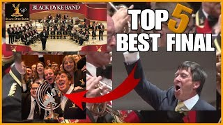 Download Top 5 best final of Black Dyke Band Video