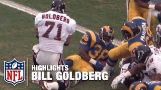 Download WWE Star Bill Goldberg NFL Highlights | Atlanta Falcons Video