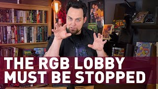 Download The RGB Lobby Must Be Stopped | The Crit Show 0026 Video