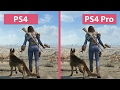 Download 4K UHD | Fallout 4 – PS4 vs. PS4 Pro 4K Mode Graphics Comparison Video