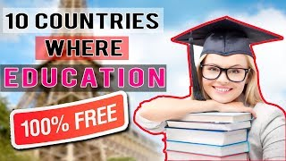 Download 10 Countries Where College Can Be 100% Free ✔ ✔ ✔ Video