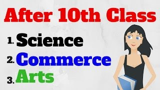 Download What after 10th Class ??? Commerce, Science ,Arts/Humanities [in hindi] Video