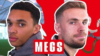 Download ″The Ball Isn't Going to Fit In That!″ | Trent Alexander-Arnold v Jordan Henderson | Megs | England Video