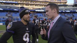 Download Justin Tucker: 'We're In The Zone Right Now' | Walk-Off Interview | Baltimore Ravens Video
