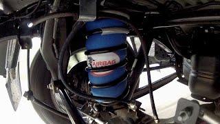 Download In Action: NP300 Navara Air Suspension - CR5134HP Airbag Man Coil Helper Kit Video