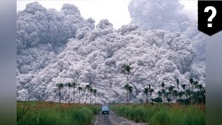 Download Volcano pyroclastic flow: Pyroclastic flows move rapidly and destroy all in their way - TomoNews Video