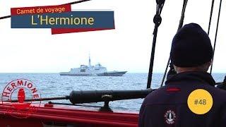 Download [Carnet de Voyage Hermione] # 48 - ″Bataille navale″ Video