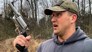Homemade Gun: Titanium  45 Colt &  410 Over/Under Pistol Free