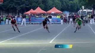 Download 2016 World Roller Speed Skating Championships 100m Rails Final Video