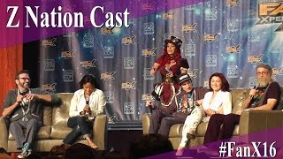 Download Z Nation Cast - Full Panel/Q&A - FanX 2016 Video