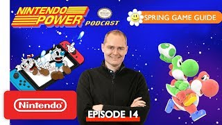 Download Spring Game Guide 2019: Yoshi's Crafted World, Cuphead & More! | Nintendo Power Podcast Video