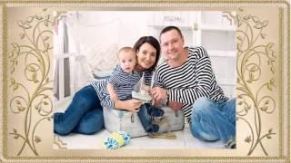 Download Семейный фотоальбом - шаблон слайд-шоу Video