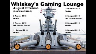 Download UrPeaceKeeper Gone Live! - World of Warships Live Stream #046 Video