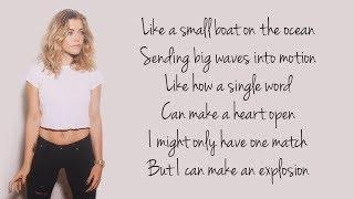 Download Fight Song - Rachel Platten (Lyrics) Video