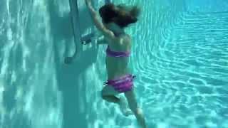 Download Carla underwater Video