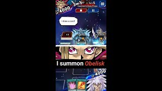 Download Yugioh Duel Links - How to beat Divine Trial : Yami Yugi Level 50 Video