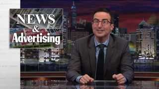 Download Native Advertising: Last Week Tonight with John Oliver (HBO) Video