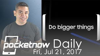 Download Samsung Galaxy Note 8 Unpacked, Razer gaming phone & more - Pocketnow Daily Video