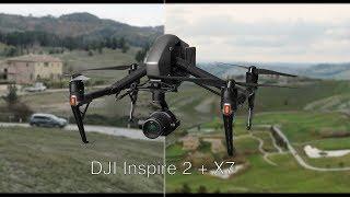 Download DJI Inspire 2 + X7 Testfootage + Interview mit Top-Pilot Ferdinand Wolf Video