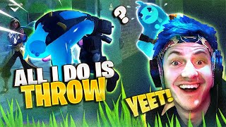 Download ALL I DO IS THROW! (Fortnite: Battle Royale) Video
