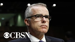 Download Trump slams Andrew McCabe, Rod Rosenstein in wake of ″60 Minutes″ interview Video
