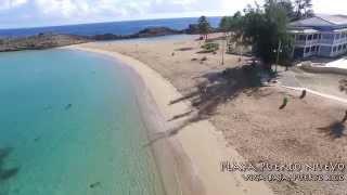 Download Playa Puerto Nuevo en Vega Baja Puerto Rico Video