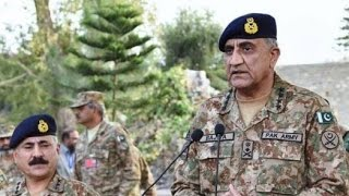 Download New Pak Army Chief Gen Bajwa Dangerous Warning to India Over Kashmir Video