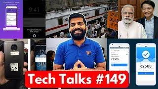Download Tech Talks #149 - Moto G5, Truecaller Pay, Dubai Robots, Google Home, Galaxy S8 Video