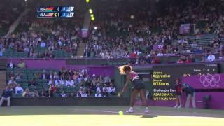 Download S. Williams (USA) v Azarenka (BLR) Women's Tennis 1st Round Replay - London 2012 Olympics Video