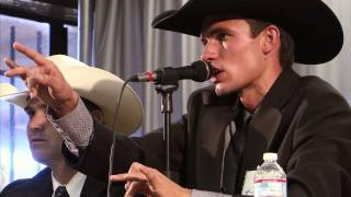 Download Young Cattle Auctioneer Champion - America's Heartland Video