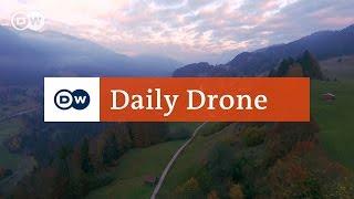 Download #DailyDrone: Wamberg, Garmisch-Partenkirchen Video