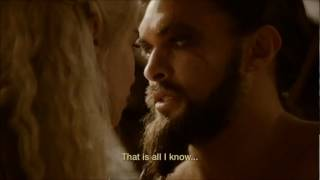 Download game of thrones season 2 episode10 - khal drogo and Daenerys reunited Video