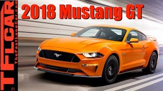 Download 2018 Ford Mustang GT V8 & 10-Speed Automatic: Everything We Know Video