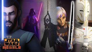 Download Lightsabers: Lore, Legend, and Duels | Star Wars Rebels | Disney XD Video