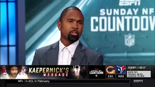 Download Charles Woodson disagrees with Dilfer as he had this to say. Video