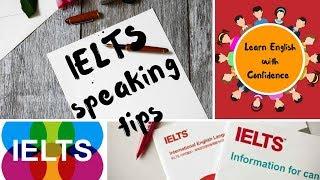 Download IELTS speaking tips - IELTS Speaking test tips Video