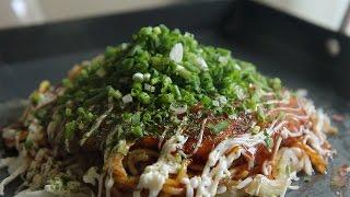 Download [SUB] 고독한 미식가 히로시마풍 오코노미야키 : hiroshima style okonomiyaki : 꿀키 Video
