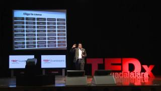 Download Responsabilidad social individual: Fabian Rabago at TEDxGuadalajara 2014 Video