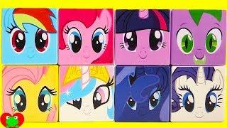 Download My Little Pony Radz Cubez Limited Edition Video